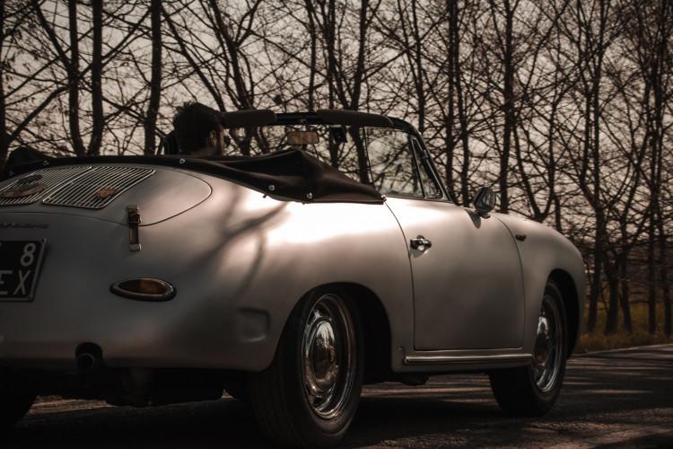 "1963 Porsche 356 C 1600 Cabrio ""Reutter"" 11"