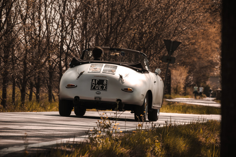 "1963 Porsche 356 C 1600 Cabrio ""Reutter"" 13"