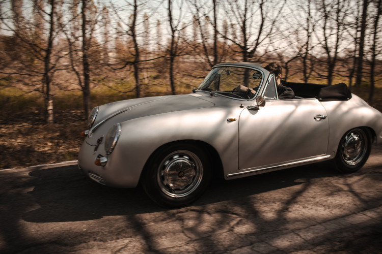"1963 Porsche 356 C 1600 Cabrio ""Reutter"" 41"
