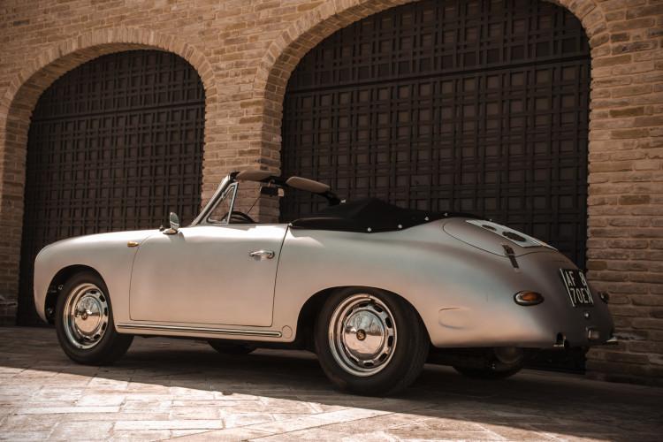 "1963 Porsche 356 C 1600 Cabrio ""Reutter"" 9"
