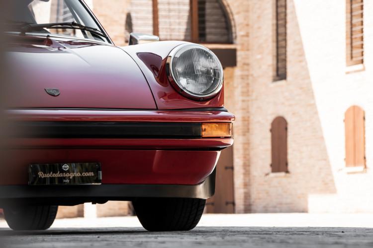 1974 Porsche 911 S 2.7 Targa 6