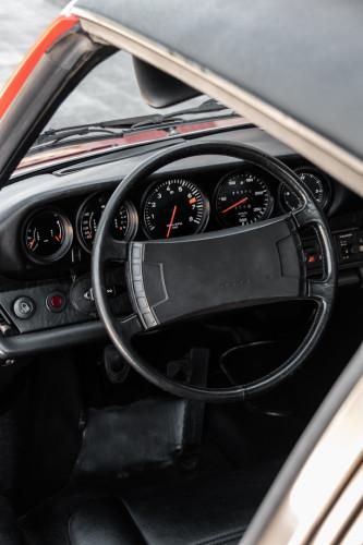 1974 Porsche 911 S 2.7 Targa 34