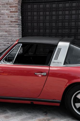 1974 Porsche 911 S 2.7 Targa 12