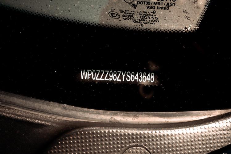 2000 Porsche  Boxster S 3.2 50