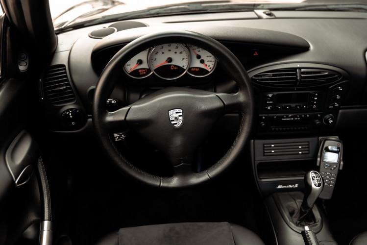 2000 Porsche  Boxster S 3.2 43