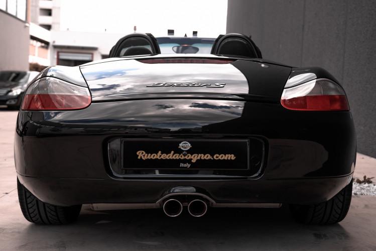 2000 Porsche  Boxster S 3.2 10