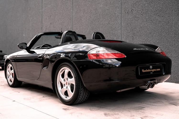 2000 Porsche  Boxster S 3.2 9