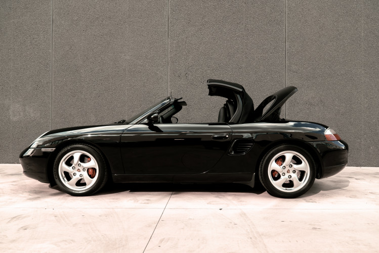 2000 Porsche  Boxster S 3.2 8