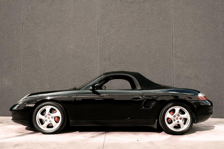 2000 Porsche  Boxster S 3.2 4