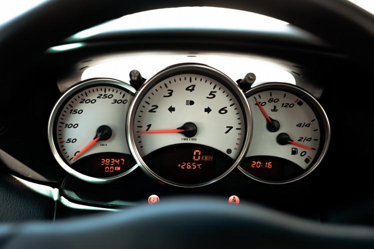 2000 Porsche  Boxster S 3.2 45