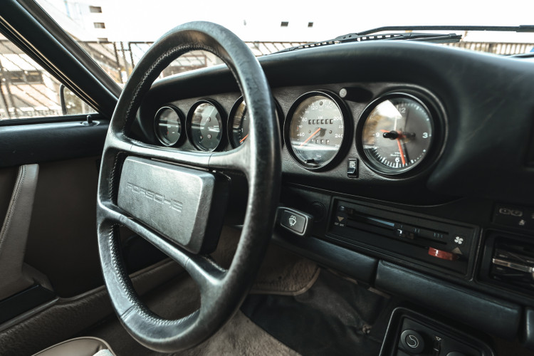 1985 Porsche 911 Carrera 3.2 Targa 33