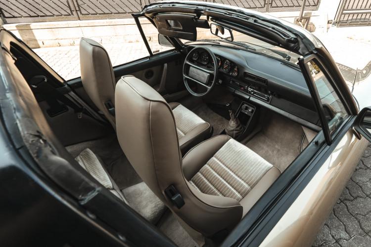 1985 Porsche 911 Carrera 3.2 Targa 35