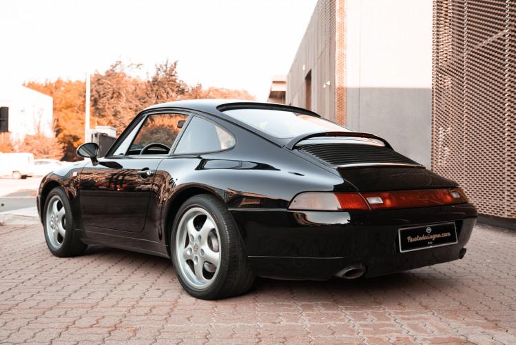 1994 Porsche 993 Carrera 3.6 4