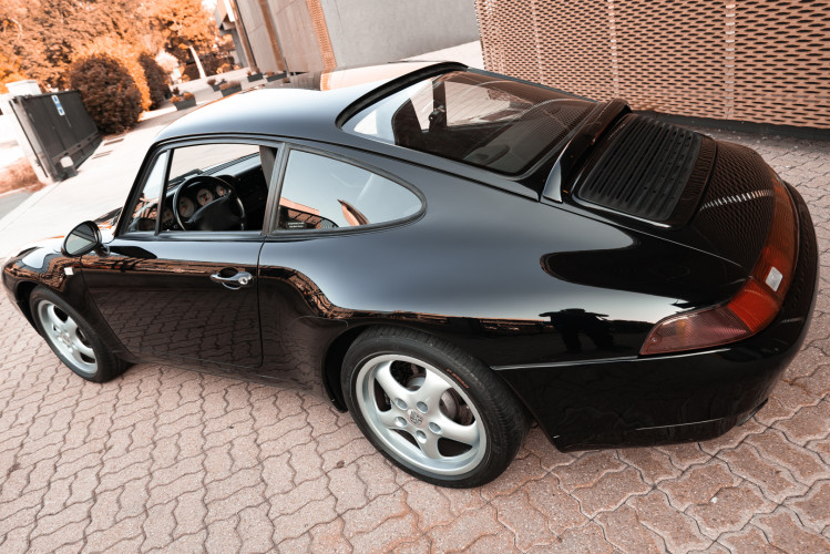 1994 Porsche 993 Carrera 3.6 6