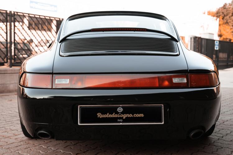 1994 Porsche 993 Carrera 3.6 8
