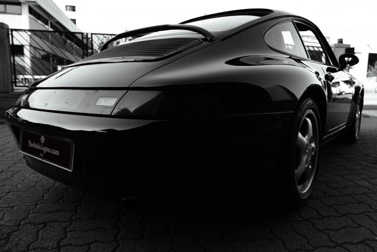 1994 Porsche 993 Carrera 3.6 11