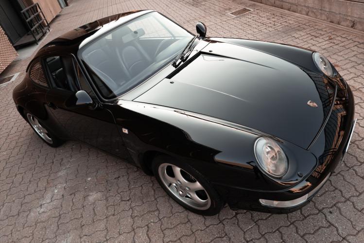 1994 Porsche 993 Carrera 3.6 9
