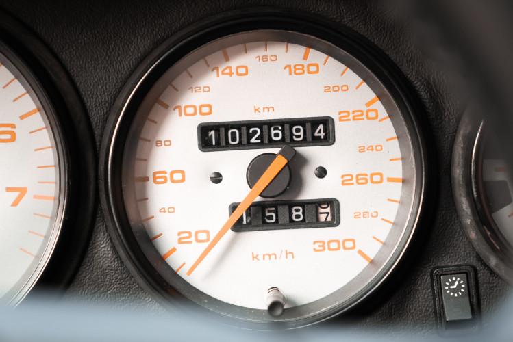 1994 Porsche 993 Carrera 3.6 22