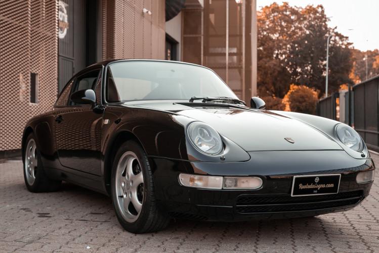 1994 Porsche 993 Carrera 3.6 0