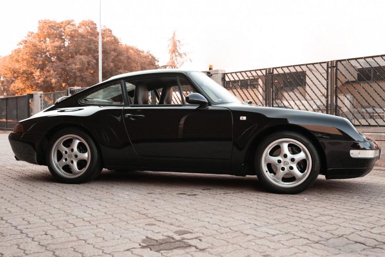 1994 Porsche 993 Carrera 3.6 2