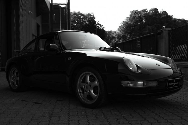 1994 Porsche 993 Carrera 3.6 10