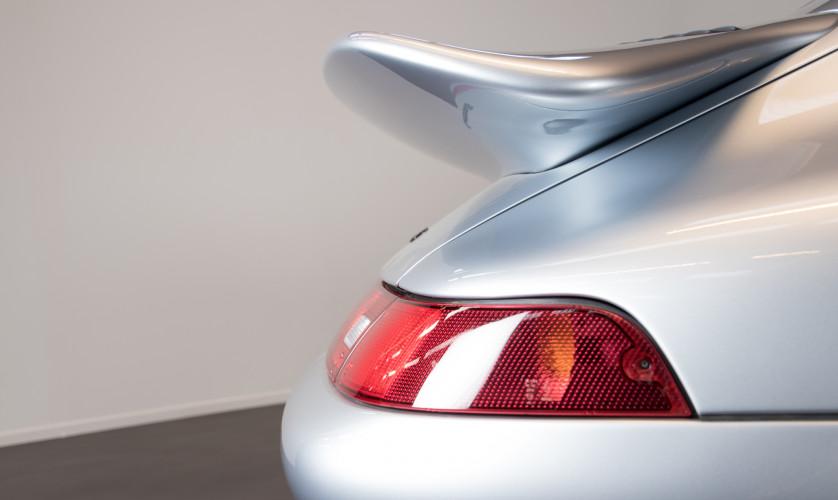 1995 Porsche 993 Carrera RS 6