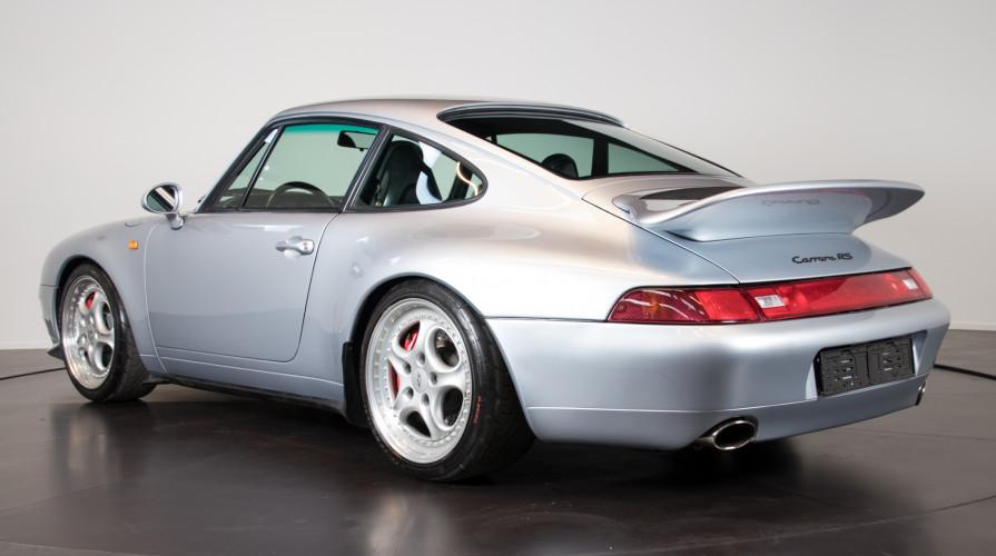 1995 Porsche 993 Carrera RS 2