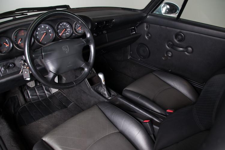 1995 Porsche 993 Carrera RS 8