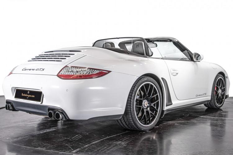 2011 PORSCHE 997 CARRERA GTS CABRIOLET 4