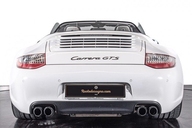 2011 PORSCHE 997 CARRERA GTS CABRIOLET 5