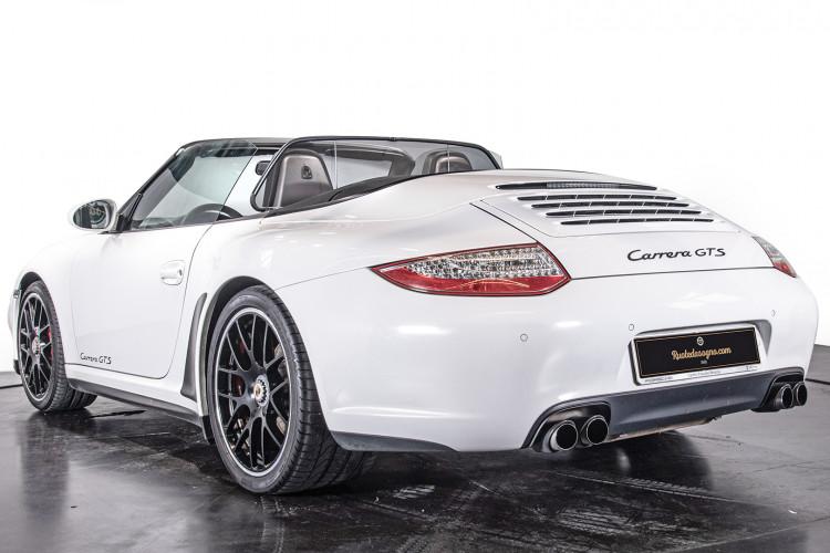 2011 PORSCHE 997 CARRERA GTS CABRIOLET 6
