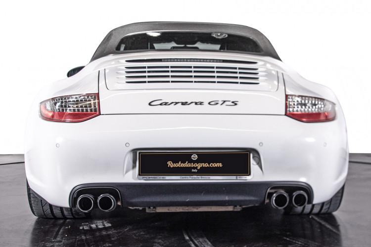 2011 PORSCHE 997 CARRERA GTS CABRIOLET 12
