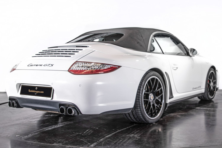 2011 PORSCHE 997 CARRERA GTS CABRIOLET 11
