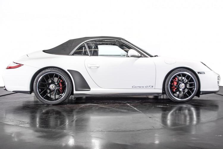 2011 PORSCHE 997 CARRERA GTS CABRIOLET 10