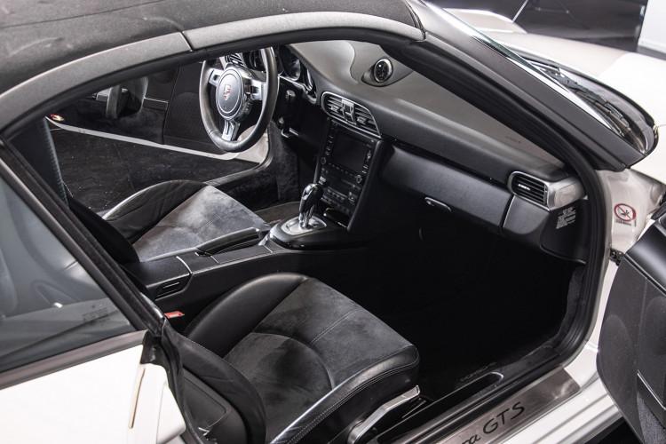 2011 PORSCHE 997 CARRERA GTS CABRIOLET 52