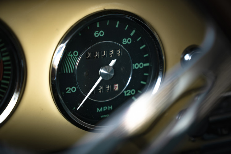1964 Porsche 356 C 32