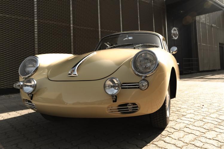 1964 Porsche 356 C 12