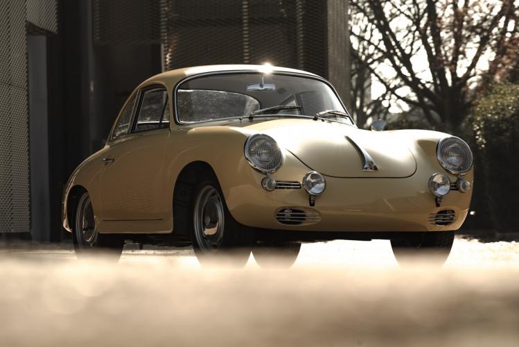1964 Porsche 356 C 3