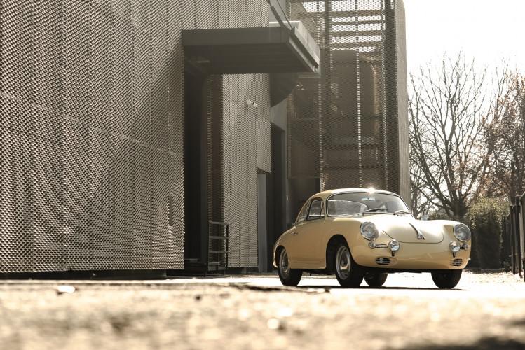 1964 Porsche 356 C 2