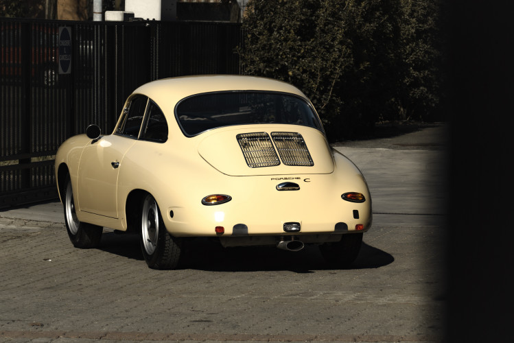 1964 Porsche 356 C 65