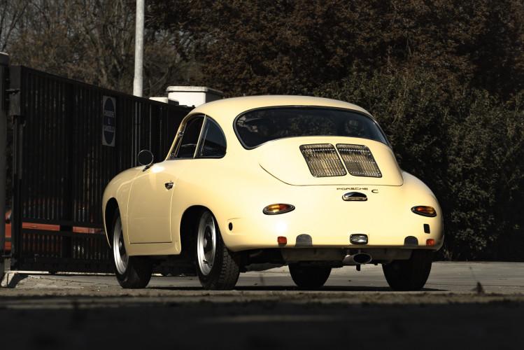 1964 Porsche 356 C 6