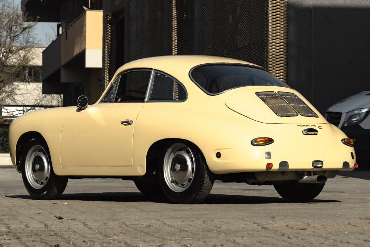 1964 Porsche 356 C 8