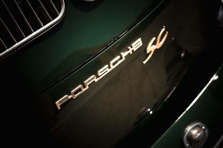 1963 Porsche 356 1600 SC 17