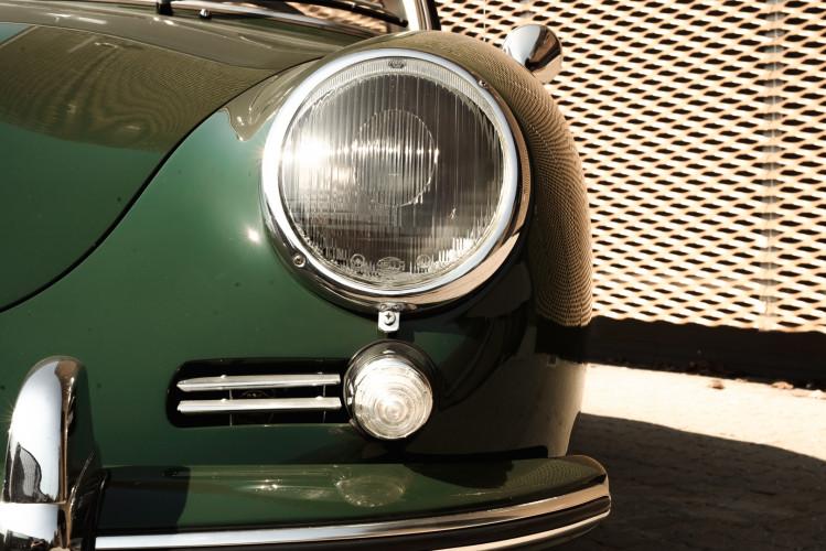 1963 Porsche 356 1600 SC 19