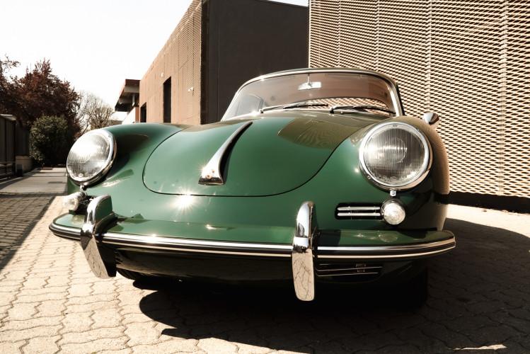 1963 Porsche 356 1600 SC 6
