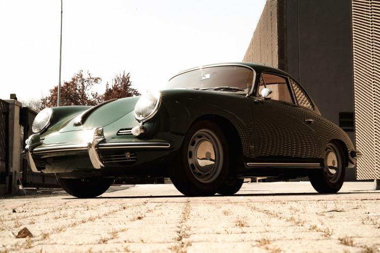 1963 Porsche 356 1600 SC 4