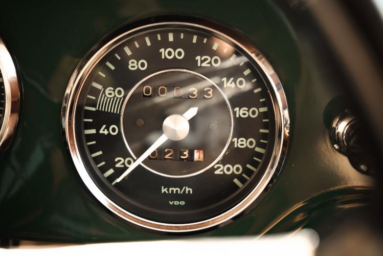 1963 Porsche 356 1600 SC 34