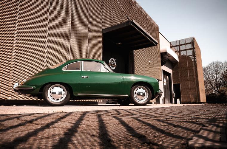 1963 Porsche 356 1600 SC 7
