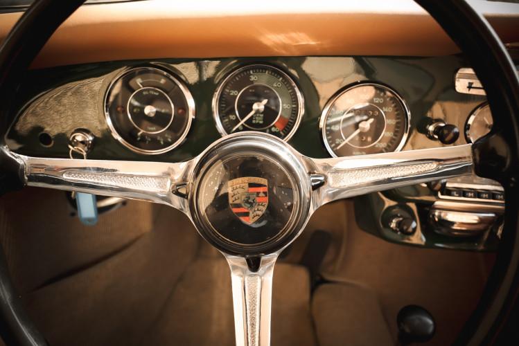 1963 Porsche 356 1600 SC 35