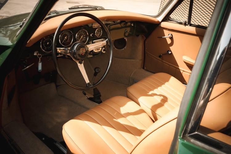 1963 Porsche 356 1600 SC 22